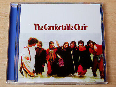 The Comfortable Chair/Self Titled/Relics CD Album/Psyche Rock