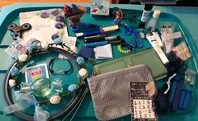 Junk Drawer Lot~ Nice Group Of Womens🎁 Collectibles~40 Random New & Used Items
