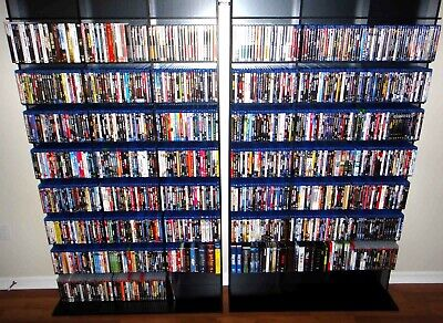 Large Lot of Blu Ray DVD Movies - Multiple to Choose From