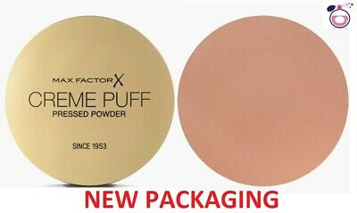 Max Factor Creme Puff Compact Powder 05 Translucent - NEW PACKAGING