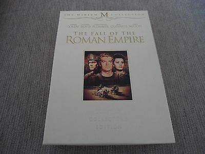 The Fall Of The Roman Empire (Three-Disc Limited Collector's Edition) (1964)