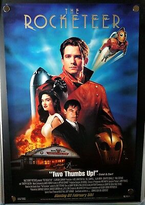 The Rocketeer Jennifer Connelly Single Sided Original 26x40 VIDEO Movie Poster