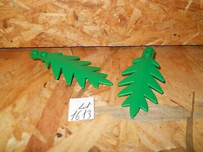 Lego 2x Plant tree palm feuille palmier 8x3 vert//green 6148 NEUF