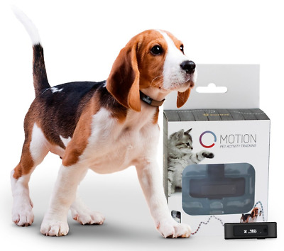 Tractive Motion Pet Activity Tracker Track Your Pets Via Your Smartphone - NEW