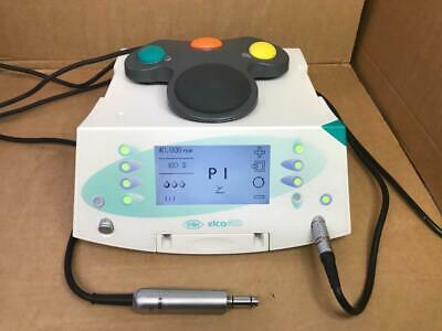 W & H Elcomed Implant Med Dental Drill Unit with Footswitch and Handpiece