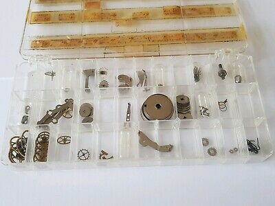 Assorted Clock Parts MST, Cyma