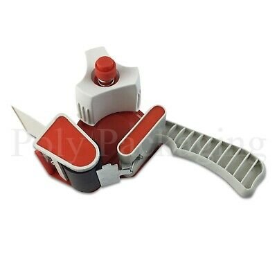 "2 x Standard TAPE GUN Dispenser for Packing Boxes Fits Tapes Up to 50mm(2"")"