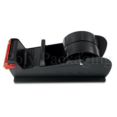 1 x Metal BENCH DISPENSER for 25mm/50mm Wide TAPES Heavy Duty Packing Room