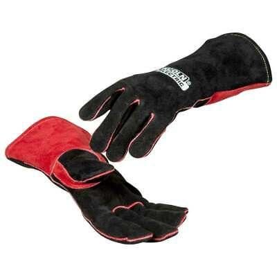 Lincoln Electric K3232-S Jessi Combs Women's MIG/Stick Welding Gloves, Small