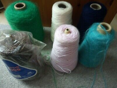 1 full cone and 5 part cones.most 4 ply. .935 grams in total
