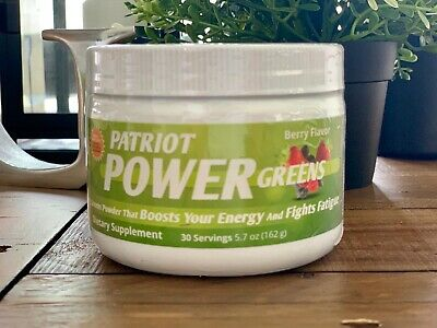 Patriot Power Greens Boost Your Energy! 30 Servings