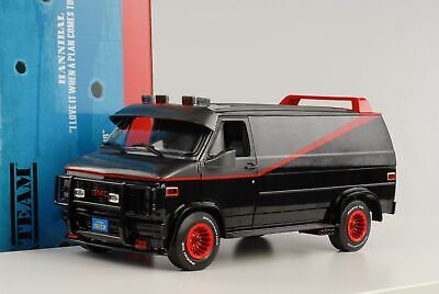 GMC Vandura A Team Van 1983 TV Movie Serie 1:18 Greenlight diecast