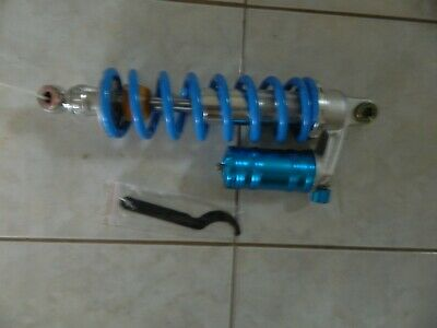 yamaha Banshee rear shock 1987-2006 new reproduction shocks blue