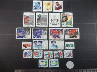 Sports Stampsfrom Canada Lot S3