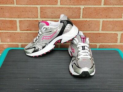 bad67107830f Womens Saucony Oasis Running Training Shoes US 15096-1 Pink/ Silver Size 7
