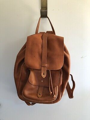 145beffb2 MADEWELL TRANSPORT RUCKSACK Green Canvas + Leather E0352 - $65.00 ...