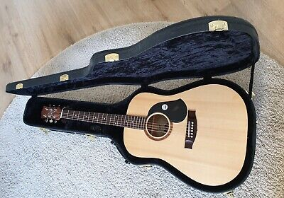 Maton S60 All Solid Acoustic Guitar w' Hard Case