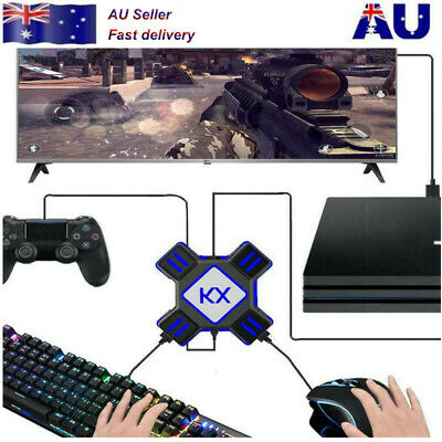 Portable KX Universal Keyboard Mouse Converter For PS4 PS3 Xbox One Switch APEX