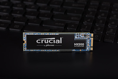 Crucial MX500 M.2 Type 2280 1TB SSD Solid State Drive 560MB/s CT1000MX500SSD4