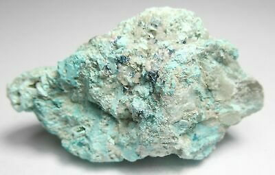 42.55cts Natural Madagascar Chrysocolla On Host - Specimen Rough