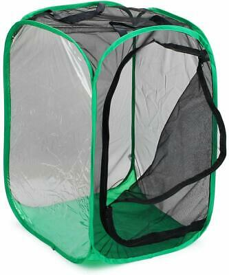 Restcloud Large Monarch Butterfly Habitat, Giant Collapsible Insect Mesh Cage Te