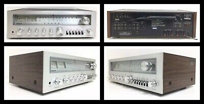Nice Lafayette Lr-3030A Am/Fm Stereo Receiver Made By Luxman