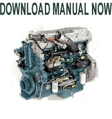 DETROIT DIESEL ENGINE Series 92 All Models V6 V8 V12 V16