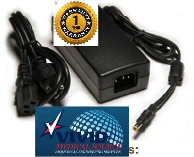 Welch Allyn Spot LXi Vital Signs Monitor 42x 45x 53 Power Supply Adapter Charger