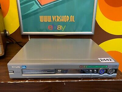 Philips DVDR725 Matchline DVD Recorder - 160GB HDD Recorder