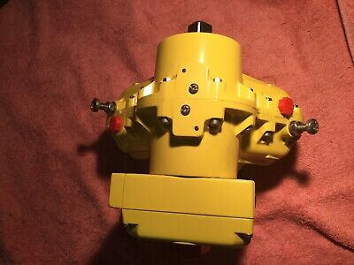 """KINETROL """"AP"""" Positioner and Actuator GU9.9NU.UK and 094.100Z"""