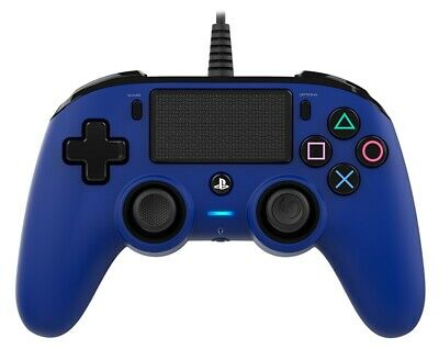 NACON Controller Wired Blue PS4 Playstation 4 NACON