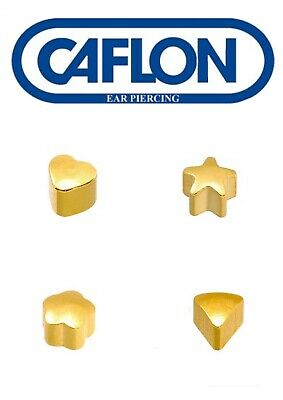 Caflon Assorted 24ct Gold Plated Sterile Studs
