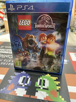 LEGO Jurassic World Ita PS4 USATO GARANTITO