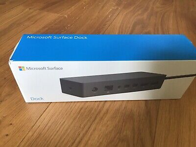 Microsoft Surface Dock 1661 Docking Station for Surface pro, 3, 4, 6