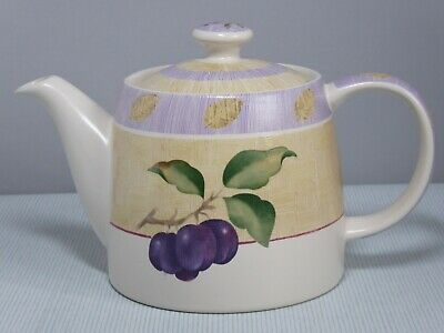 Marks and Spencer M&S Wild Fruits Teapot - Super Condition