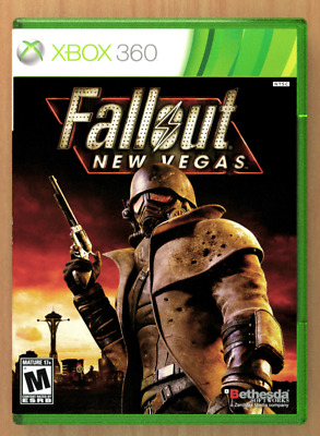 Fallout New Vegas - XBox 360 - Replacement Case *NO GAME*