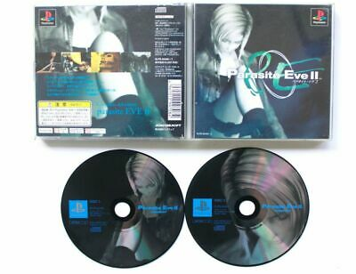 USED PS1 PS PlayStation 1 ??Parasite Eve II Japan