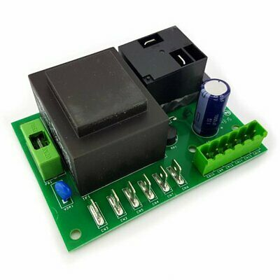 Double Timer Electronic Card 220-240V Mazzer Board S000Sct06 Aqq