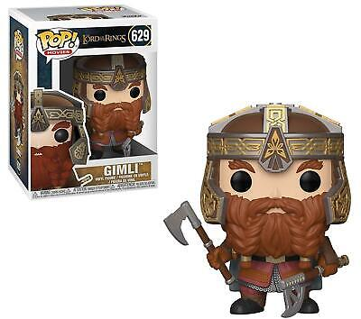 The Lord of the Rings #629 - Gimli - Funko Pop! Movies (Brand New)