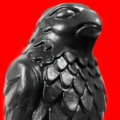 The Real Maltese Falcon™ Statue in 15 LB Lead #15 of 15 by The Haunted Studios™