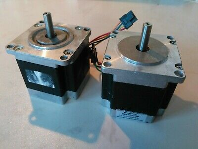 1Nm Nema 23 stepper motor 3.4mH, 0.8 Ohm, CNC 3d printer router milling lathe