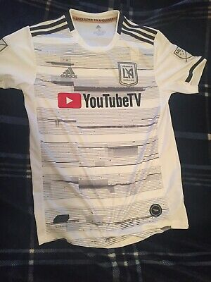 2af10fb5fb4 Adidas LAFC HOME JERSEY 2019 Authentic Jersey #10 Carlos Vela Size Small  Only