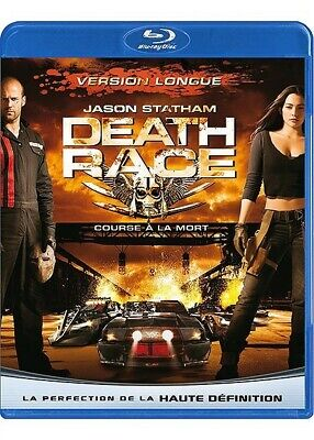 Death Race, course à la mort - Version Longue - Blu-ray