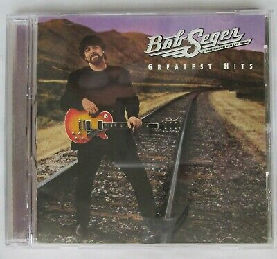 Bob Seger & the Silver Bullet Band ~ Greatest Hits (CD 1994 Capitol Records)