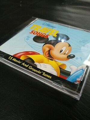 Disney's Travel Songs - V/A - Cd - **Excellent Condition**