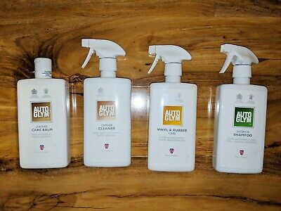 Autoglym Interior Cleaning Kit Barely Used