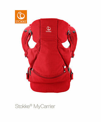 Baby Carrier Stokke® MyCarrier™ Front & Back Carrier Red