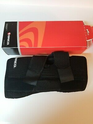 da0d9a4752 Breg Orthopedic Knee Brace Lateral Stabilizer Hinged Soft Pull On with Air  Mesh