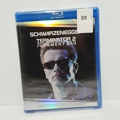 Brand New Factory Sealed Terminator 2: Judgment Day (Blu-ray Disc, 2006)