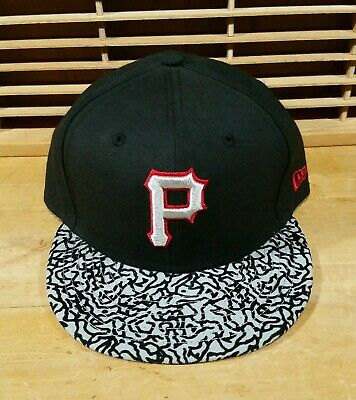 check out 75cd8 2004f Pittsburgh Pirates New Era 59FIFTY Wool Fitted Hat Cap MLB Size 7 3 8 Crazy